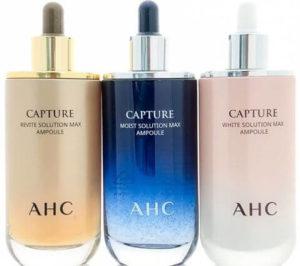 AHC駐顏安瓶精華