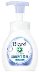 Bioré蜜妮-抗菌洗手慕絲