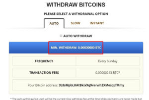 freebitcoin提款頁面-提領金額限制