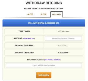 freebitcoin提款頁面-快速提領