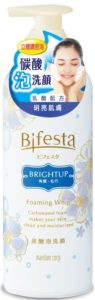 Bifesta碧菲絲特-抗暗沉碳酸泡洗顏