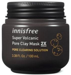 innisfree-超級火山泥毛孔潔淨面膜