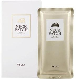 VELLA-青春緊緻無痕頸膜